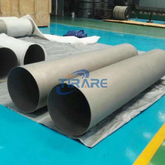 Gr2 ASTM B861 titanium tube suppliers in china