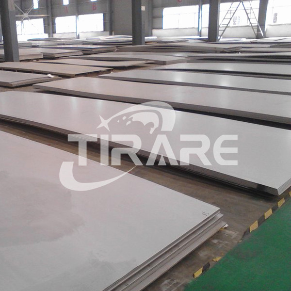 Titanium plate suppliers for heat exchanger