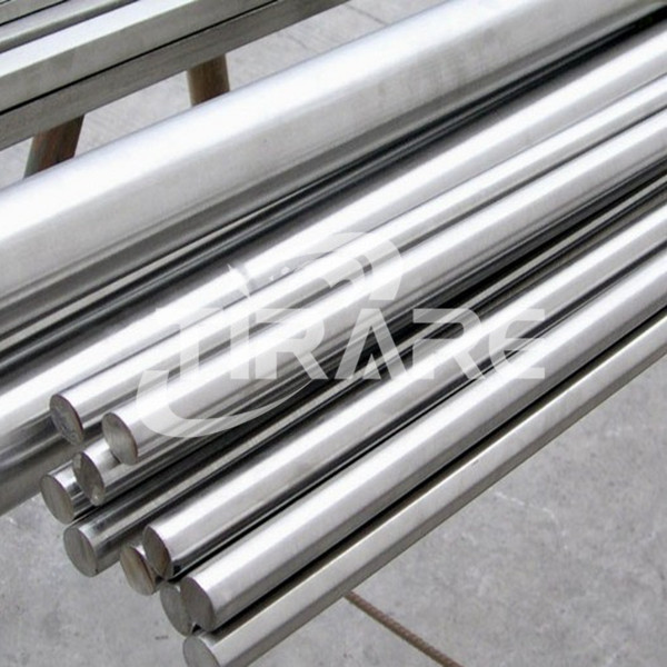 Titanium rod stock